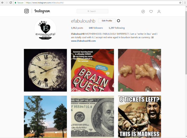 07192017 Instagram Promotion
